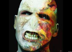 Nicky Barkla-Lord Voldemort