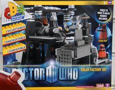 Awesome Robo!: Doctor Who Lego!