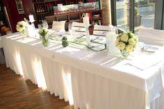 der Brauttisch