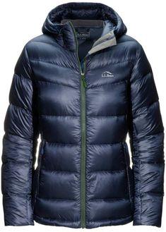 0c5dfe3717c L.L. Bean L.L.Bean Ultralight 850 Big Baffle Hooded Puffer Jacket