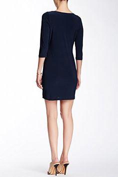Von Ronen Women's Designer Elbow Sleeve Short Fitted Summer Dress-Made In USA  http://www.yearofstyle.com/von-ronen-womens-designer-elbow-sleeve-short-fitted-summer-dress-made-in-usa/