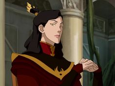 """Zuko's daughter """"Izumi"""" with a younger look"""