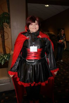 Ruby Cosplay: Fb page- Plus Size Cosplay