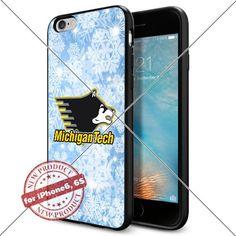 Case Michigan Tech Huskies Logo NCAA Cool Apple iPhone6 6S Case Gadget 1306 Black Smartphone Case Cover Collector TPU Rubber [Snow] Lucky_case26 http://www.amazon.com/dp/B017X12DBW/ref=cm_sw_r_pi_dp_flmtwb00XAG23