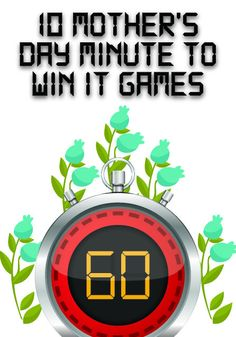 Mother's Day Minute To Win It Games http://www.childrens-ministry-deals.com/products/mothers-day-minute-to-win-it-games