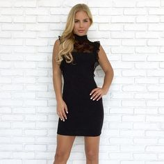 Want to look slim and svelte for your next special occasion or night out? Check out Dainty Hooligan's bodycon dresses today! New Outfits, Dress Outfits, Skater Style, Girls Night Out, Boutique Dresses, Pretty Dresses, Bodycon Dress, Lace, Clothes
