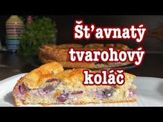 Tvarohový koláč, najlepší aký ste kedy jedli! - YouTube French Toast, Breakfast, Youtube, Morning Coffee, Youtubers, Youtube Movies