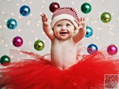 7 Fun #Things to do for Baby's First Christmas ... - #Parenting
