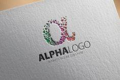 Check out Alpha A Letter Logo by samedia on Creative Market