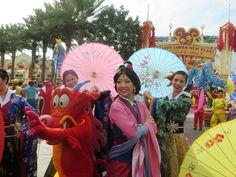 Disneyland Resort celebrating Lunar New Year with Mulan/Mushu, entertainment and more