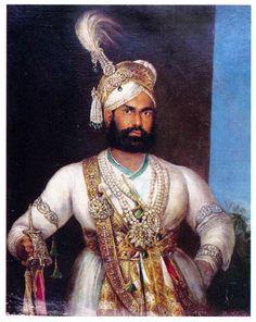 Mirza Mughal son of Bahadur Shah II Zafar.