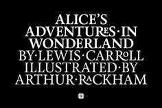 50 Free Fonts for Creating Beautiful Headlines & Titles Wisdom Script, Adventures In Wonderland, Free Stuff, Free Reading, Fonts, Typography, Beautiful, Designer Fonts, Letterpress