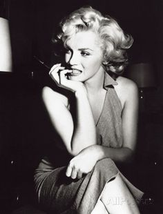 Marilyn Monroe, Hollywood, c.1952 Kunst bei AllPosters.de