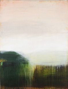 Shawn Dulaney/ Moon-Faded Sky, 2012 acrylic on linen 48 x 36 inches
