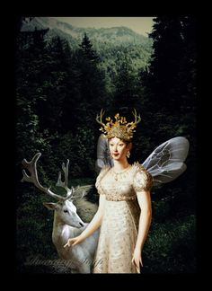 blessed wild apple girl | Romany Soup
