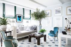 a radiant nyc apartment