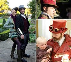 Steampunk wedding - I have this weird fasination with steampunk!