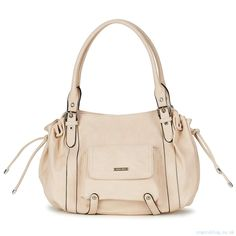 Small Shoulder Bags David Jones Firil Beige Women S 308450