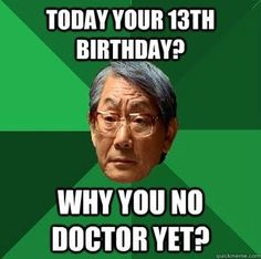 What are the funniest High Expectations Asian Father meme images? - Quora