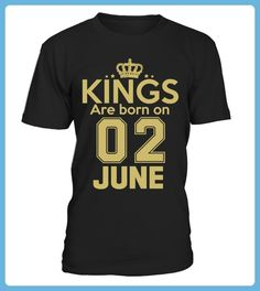 KINGS ARE BORN ON 02 JUNE