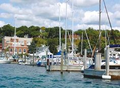 Harbor Springs, Michigan (Lake Michigan)