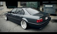 E38 BMW