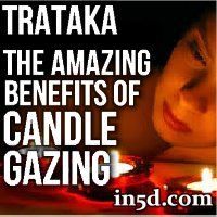 The practice of candle gazing has a number of amazing benefits, including opening up your 3rd eye (pineal gland), improved eyesight, focus, concentration and much more!