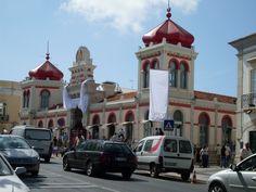 Portugal, Faro, mercado