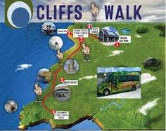 doolin cliff walk - ireland