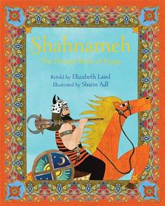 Nowruz gift ideas for kids. The Shahnameh: The Persian Book of Kings by Elizabeth Laird. The Shahnameh is a fabulous collection of stories and myths from ancient Persia, written into an epic poem by the poet Firdousi in the 10th century. Elizabeth Laird is passionate about bringing this great epic poem to the children of western cultures, as well as retelling it for Iranian children living in the West. http://www.amazon.com/dp/1847802532/ref=cm_sw_r_pi_dp_a1KPwb08FEFM9