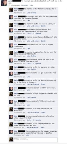 I heart Harry Potter. This is fantastic.