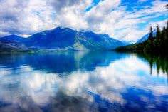 Glacier National Park in Montana - Beautiful!