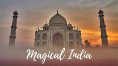 India Trip - Explore Highlights & Streetlife on Tour in Golden Triangle . India Trip, India Travel, Taj Mahal, Golden Triangle, Highlights, Tours, Explore, Videos, Building