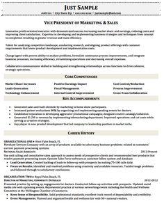 sales executive resume http jobresumesample com 1297 sales