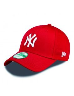 bd87cf2987eb5c New Era 9Forty Curved cap (940) NY New York Yankees - red