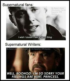That's why I love Supernatural