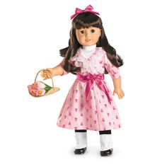 Samantha's Flower-Picking Set - American Girl Wiki - Wikia