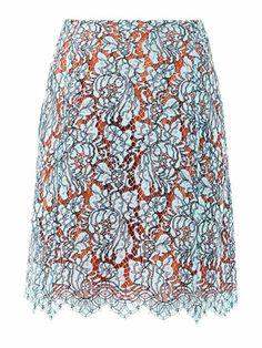 Cornelis lace skirt | Carven | MATCHESFASHION.COM