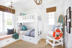 California-beach-house-coastal-interiors-bunk-bed-room California-beach-house-coastal-interiors-bunk-bed-room summer house, beach, house, decor, decoration, interior design, interiors, διακόσμηση, σπίτι εξοχικό ,παραλία, λευκό, summer white, υπνοδωμάτιο, παιδί, παιδικό
