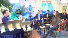 Nevşin Mengü'nün Adnan Oktar ile röportajı
