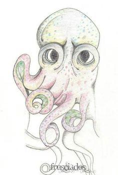 John Frusciante's Octopus Tattoo