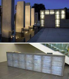 unterschied farben lichtdurchl ssiges beton material litracon fassaden pinterest material. Black Bedroom Furniture Sets. Home Design Ideas