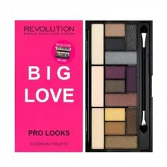Win the Makeup Revolution palette BIG LOVE ^_^ http://www.pintalabios.info/en/fashion-giveaways/view/en/3083 #International #MakeUp #bbloggers #Giweaway