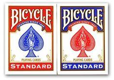4 Barajas de cartas de la bicicleta (2 x azul rojo y 2 x) 4 Decks of Bicycle Playing Cards (2 x Red & 2 x Blue) #Barajas #cartas #bicicleta #azul #rojo #Decks #Bicycle #Playing #Cards #Blue)