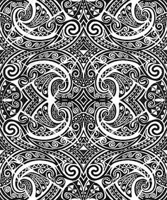 geometric design by dan hallett illustrator, via flickr