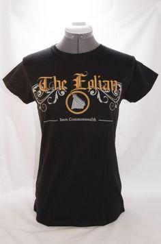 The Eolian Bar T-shirt - The Kingkiller Chronicles