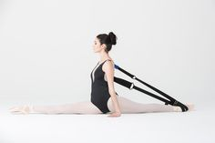 Brittany Degrofft of American Ballet Theater // Flexistretcher Front Split