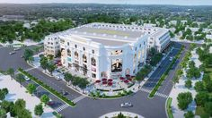 Vingroup ra mắt và mở bán dự án nhà phố thương mại Vincom Shophouse Thái Bình