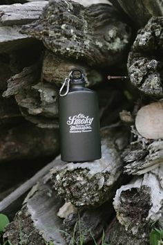 Ole Smoky Moonshine Flask Water Bottle