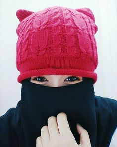 Hijab Niqab, Hijab Chic, Girly Dp, Niqab Fashion, Fashion Dresses, Islam Women, Muslim Beauty, Islamic Girl, Cute Eyes